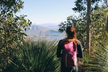 Mt May, Mt Barney NP.