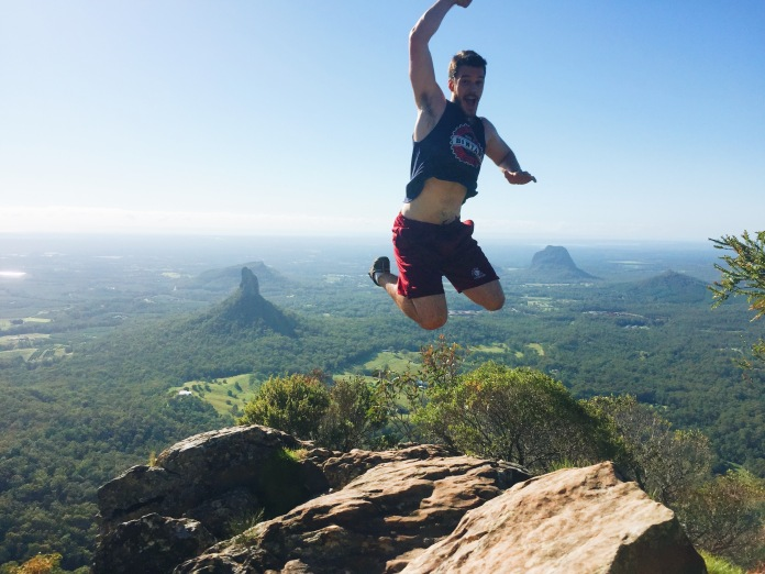 Mt Beerwah, Glasshouse Mountains