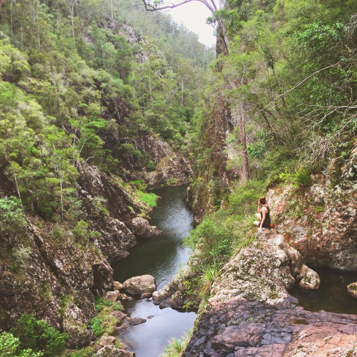 Obi Obi Gorge, Sunshine Coast Hinterland