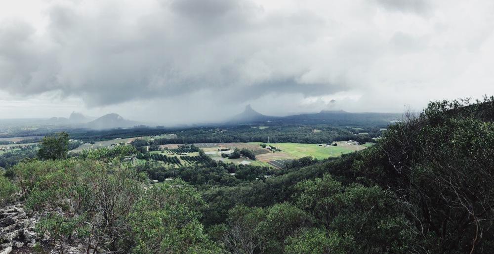 Mt Coochin